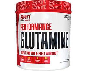 SAN Performance Glutamine, Глутамін (300 гр.)