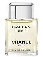 Chanel Egoiste Platinum Туалетная вода 100 ml. лицензия Тестер