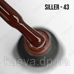Гель-лак Siller Professional №043, 8 мл