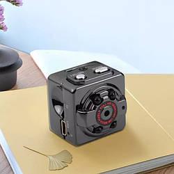 Мини-мини камера с датчиком движения,камера SQ8 с датчиком движения и 4 ИК ночного видения