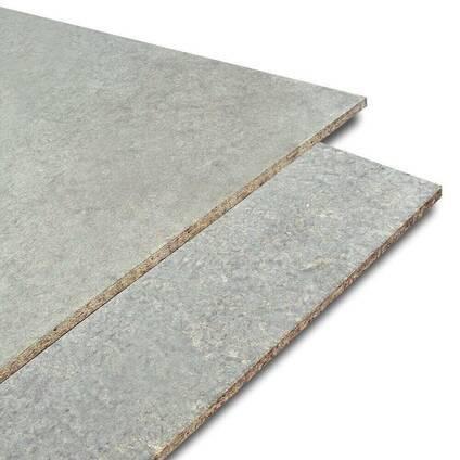 Цементно-стружкова плита, ЦСП 1250х3200 16мм, фото 2
