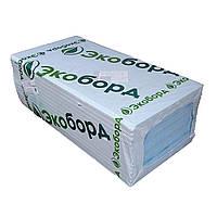 """Экструдированный пенополистирол """"Экоборд"""" Г-4 50 мм х 1200 х 600 мм"""
