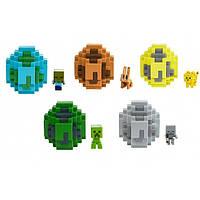 Яйце покликання з міні-фігуркою моба Minecraft в ас. FMC85