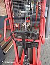 Штабелер гідравлічний Leistunglift SFH1016, фото 4