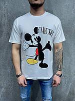 Чоловіча футболка оверсайз 2Y Premium 6036 white, фото 1