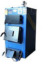 Твердотопливный котел из стали Idmar UKS мощностью 10 кВт (Идмар УКС)