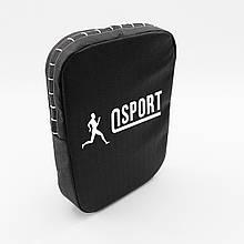 Маківара-подушка мала для відпрацювання ударів (пади для тайського боксу) кирза OSPORT Pro (bx-0062)