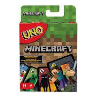 "Настільна гра UNO ""Minecraft"" FPD61"