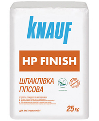 Финишная Шпаклевка Гипсовая Knauf HP Finish