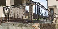 Кованые ворота заборы
