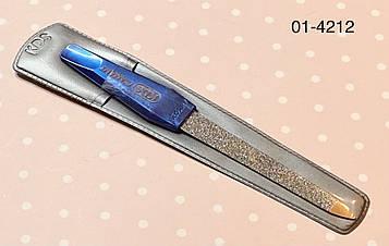 Пилочка для ногтей металлическая KDS 01-4212