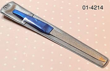 Пилочка для нігтів металева KDS 01-4214