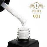 Гель-лак Milano Magic Sand 8 ml №01   , фото 2
