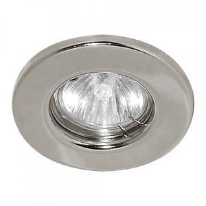 Встраиваемый светильник Feron DL10 титан