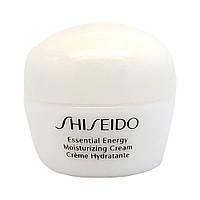 Увлажняющий энергетический крем для лица Shiseido Essential Energy Moisturizing Cream (миниатюра) 10ml