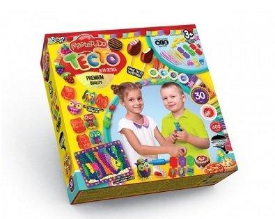 KMTMD-03-02,TMD-03-03 Тесто для лепки Master Do 30 цветов по 20 г рус. тм Danko Toys