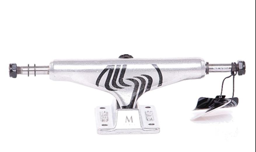 Подвески для скейта SILVER M-CLS HOLLOW RAW 8.0