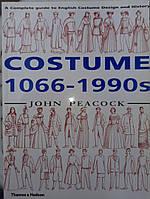 Костюм 1066-1990 г. Costume 1066-1990s. альбом. на английском языке