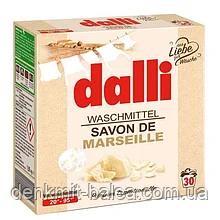 Порошок с парфюм для стирки цветного и белого белья Dalli Marseille Saving de Waschmittel 1.95 кг (30 стирок)