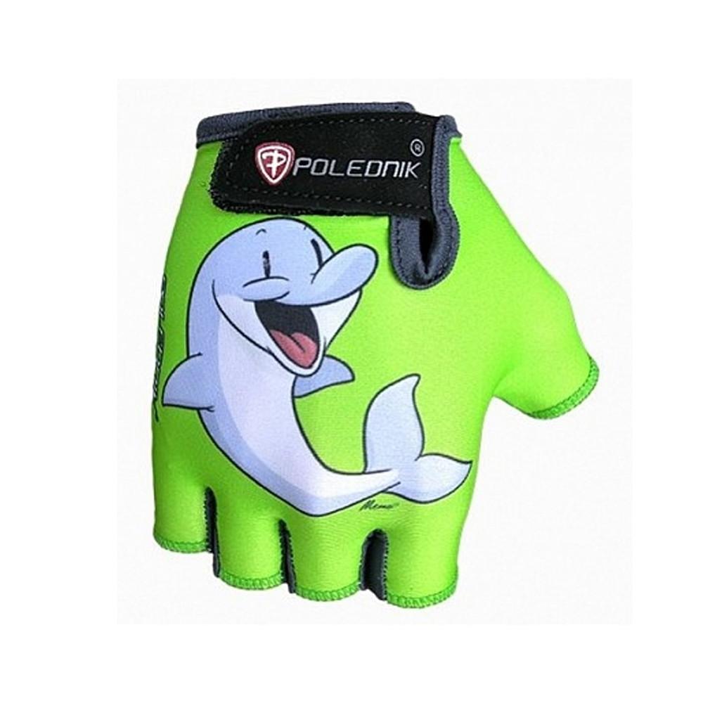Перчатки для велосипеда детские POLEDNIK Baby New дельфин 5