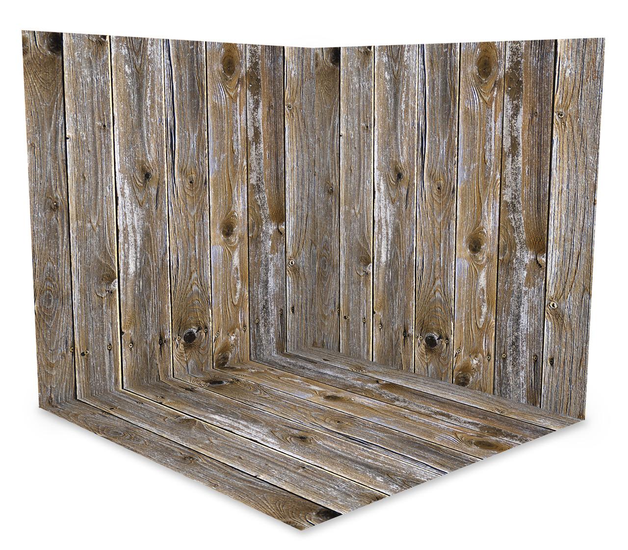 Вініловий 3D фотофон дві стіни та підлогу № W013