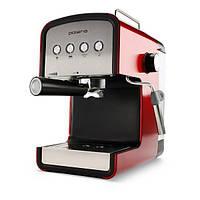 Ріжкова кавоварка еспресо Polaris PCM 1516E Adore Crema Red