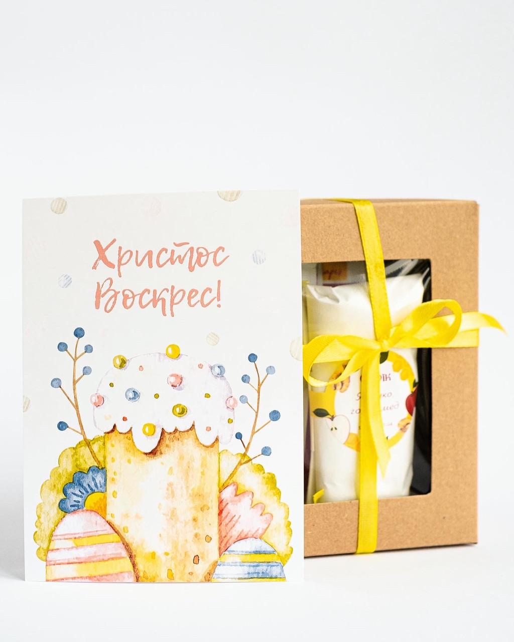 Подарунок до Великодня: набір корисних солодощів