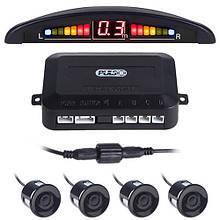 Парктронік Pulso LP-10140/LED/4 датчика D=22mm/коннектор/black (LP-10140-black)