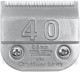 Ножовий блок Wahl # 40 0,6 мм 02352-116