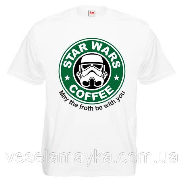 """Футболка """"Star wars coffee"""""""