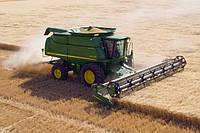 Уборка урожая по всей Украине