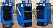 Твердотопливный котел с блоком управления и турбиной Idmar UKS мощностью 13 кВт (Идмар УКС), фото 2