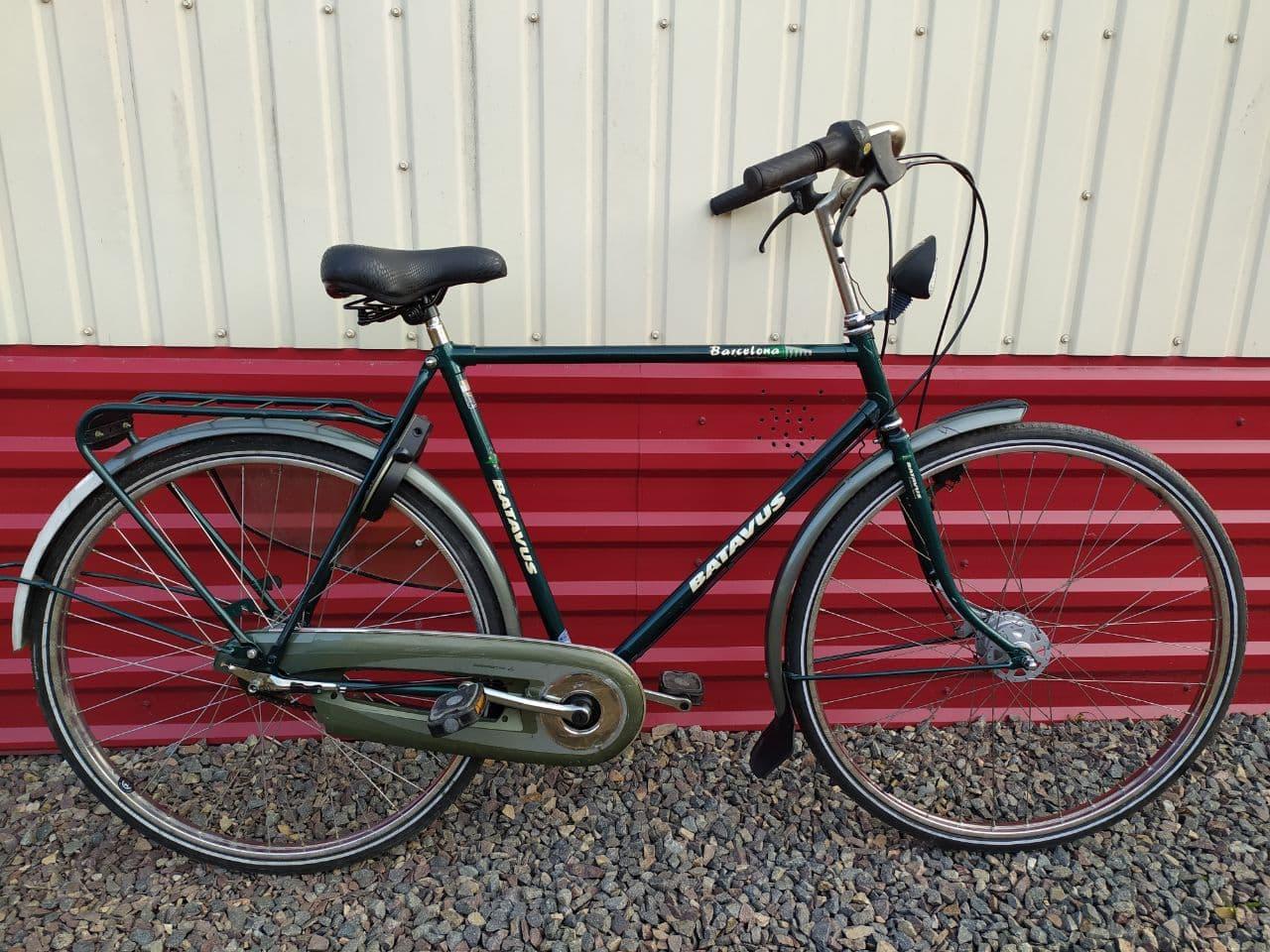 Велосипед бу из Германии  BATAVUS  на планетарке  Sachs  28/3