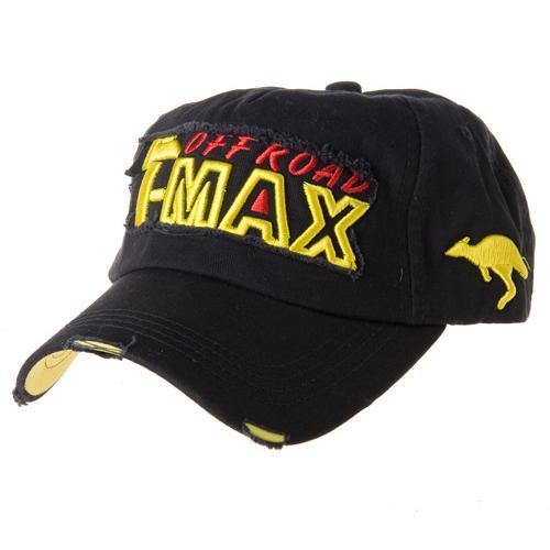 Кепка T-max (черная) (7329100.8-120)