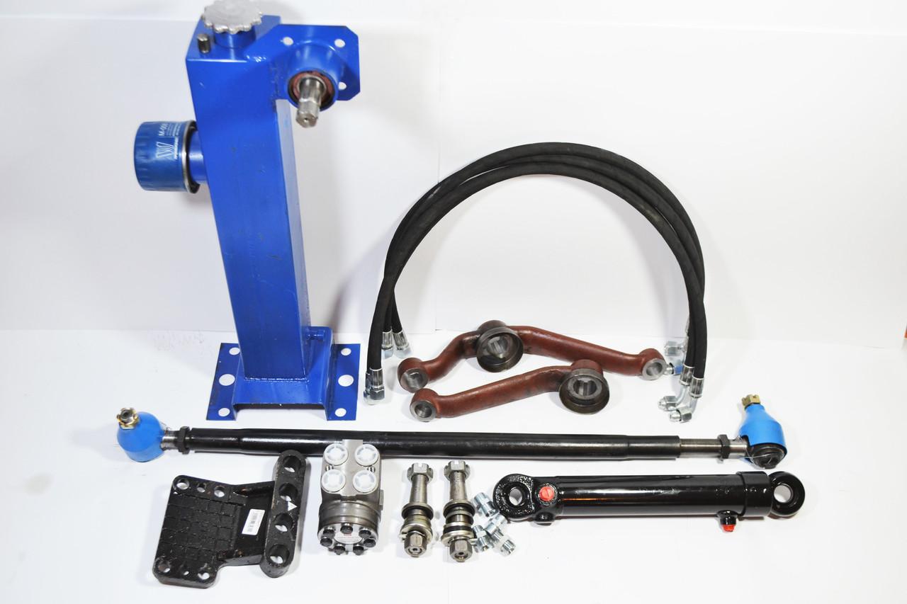 Комплект переобладнання рульового управління під насос-дозатор МТЗ-80