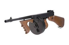 Replika pistoletu maszynowego CM.051 Tommy Gun [CYMA] (для страйкбола)