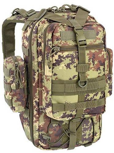 Армейский компактный мужской рюкзак 25 л. Defcon 5 Tactical One Day 25, 922250 камуфляж