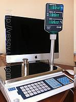 Торговые весы электронные CAS AP-15EX