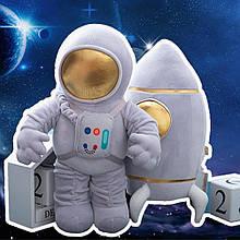 Игрушка мягкая Космонавт