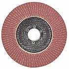 Круг лепестковый торцевой Т29 (конический) Ø125мм P150 SIGMA (9172671)
