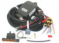 Электроника KME Nevo c проводкой, без датчика уровня газа