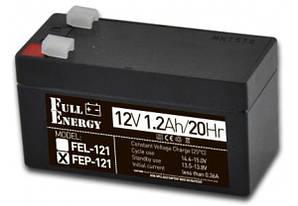 Акумулятор 12В 1.2 А FULL ENERGY FEP-121