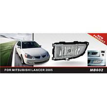 Фари дод. модель Mitsubishi Lancer 2005-07/MB-602W/9006-51W/ел.проводка (MB-602W)