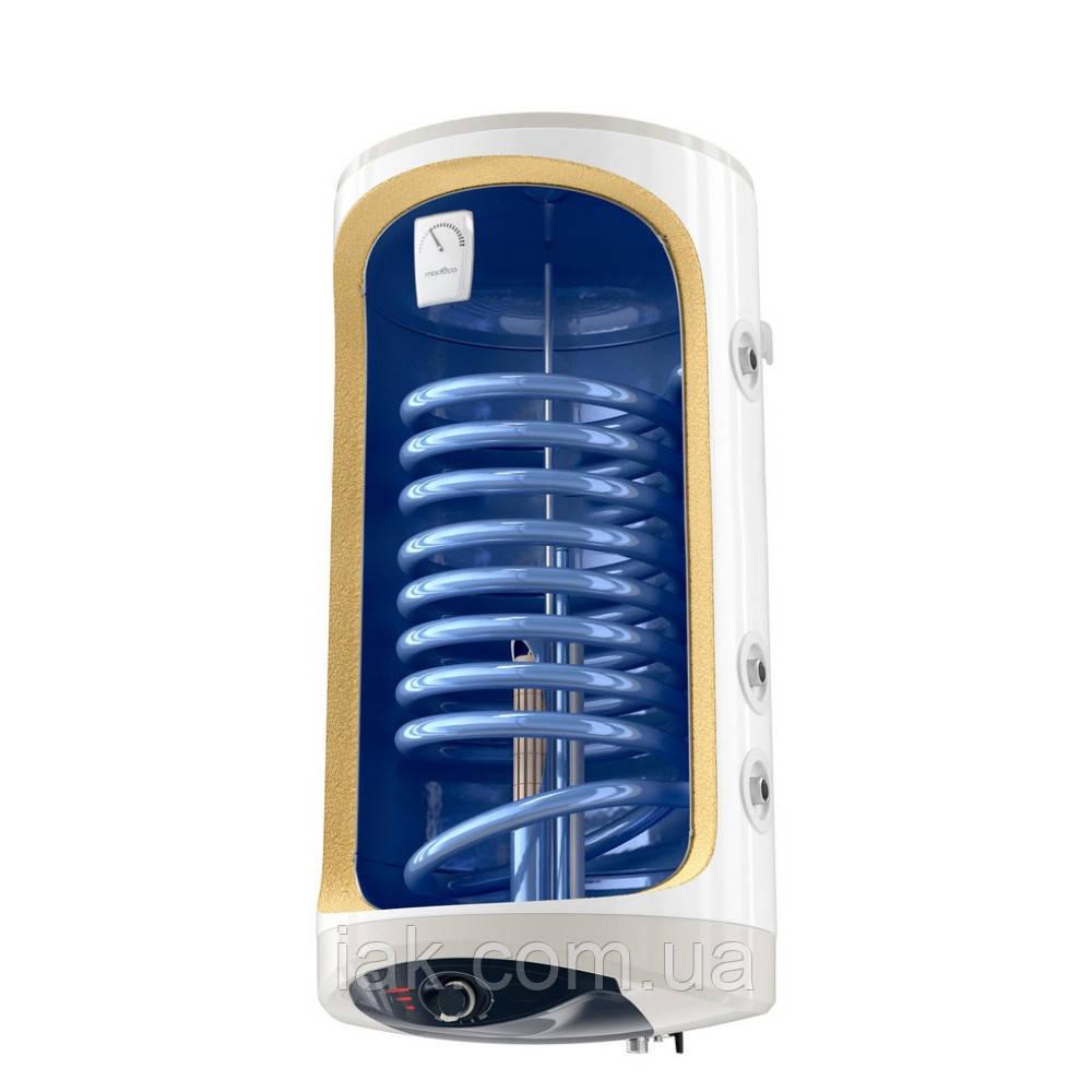 Комбінований водонагрівач Tesy Modeco Ceramic 100 л, сухий ТЕН 2х1,2 кВт (GCV9SL1004724DC21TS2RCP) 304326