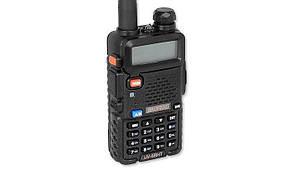 BaoFeng - VHF/UHF UV-5R HT Duobander PTT Radio (для страйкбола)