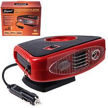 Тепловентилятор EL 101 507 150W/180W обогревобдув 3м кабель с диодами (EL 101 507)