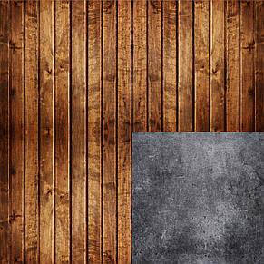 Виниловый 3D фотофон две стены и два пола № W020, фото 2