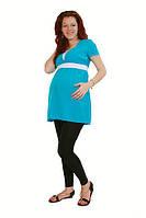 Туника 2в1: беременность, кормление