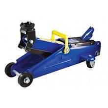 Домкрат гидравл. подк. 2т чемод.  min 130мм - max 350мм. (T82000СS) 9кг (ДП-20009К / T82000СS)