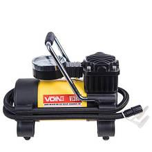 """Компресор автомобільний """"VOIN"""" VL-585 150psi/15A/40л/прикур./перехідник на клеми (VL-585)"""